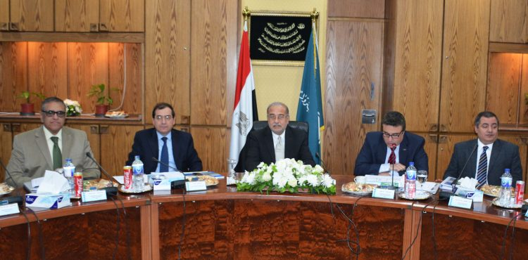 Sherif Ismail: Upgrading the Natural Gas National Grid A Major Priority