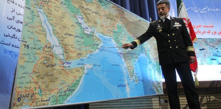 Iran Planning Global Oil and Gas Export Offensive