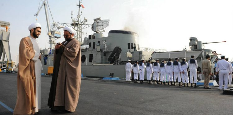 Somali Pirates Attack Tanker, Defeated by Iran Warships