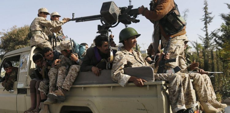 Bombing Yemen Could Threaten Red Sea Oil Transit Choke Point, Experts Say
