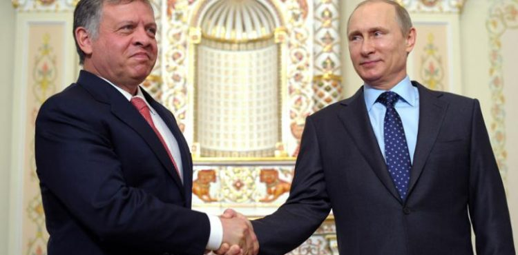 Jordan Shifting to Nuclear Power with Russian Help