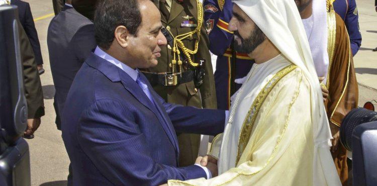 Gulf States Compete to be Top Investor in Egypt, Despite Oil Price Crunch