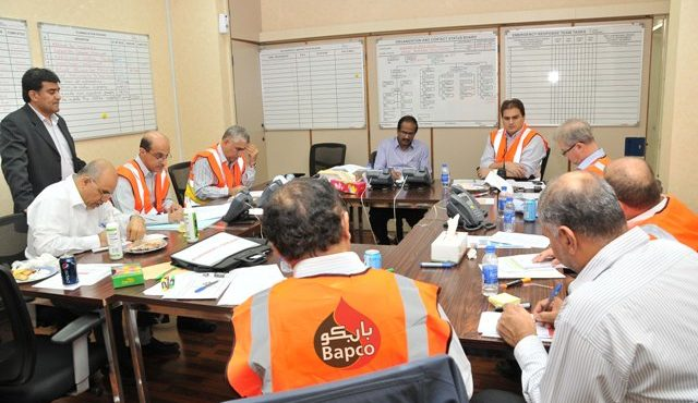 Early Work on Bahrain's Bapco Project Complete