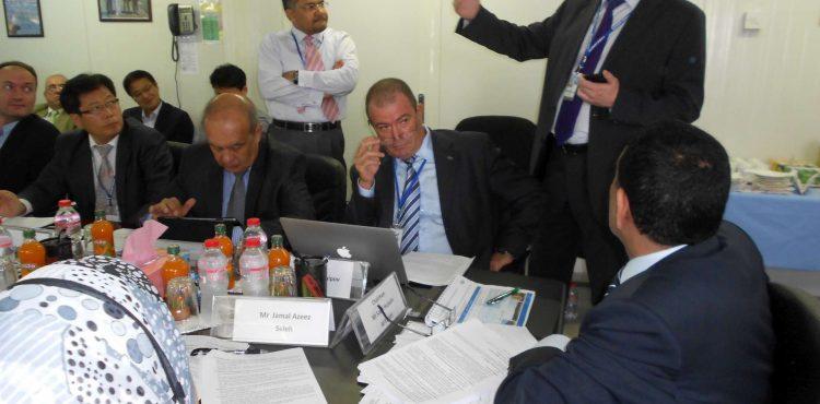 Gazprom Conducting Seismic Surveys in North Iraq