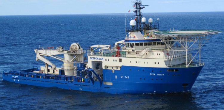 Petrobras Consortium Awards Geo-Hazard Contract to DeepOcean