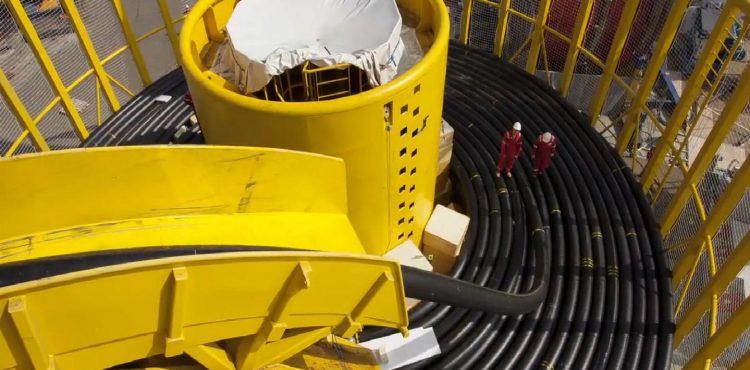 Technip Flexible Pipes for Brazil's Lula Alto Field