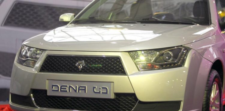 Iran Khodro Car Manufacturer to Cut Emissions