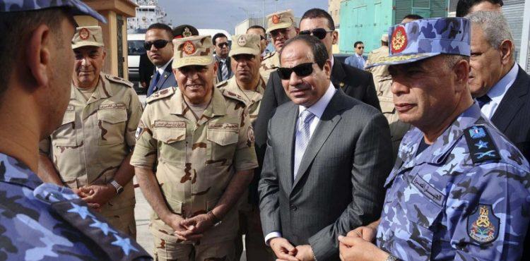 Egypt Sentences 4 for Bombing of Gas Pipeline