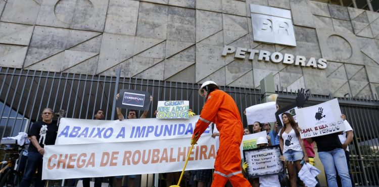 Petrobras Scandal Shakes Brazil to its Foundations