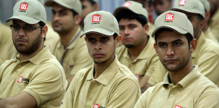 Lukoil Iraq Production Up Inspite of Oil Price Slump