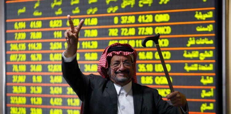 Saudi Stocks Rally After Yemen Air Campaign