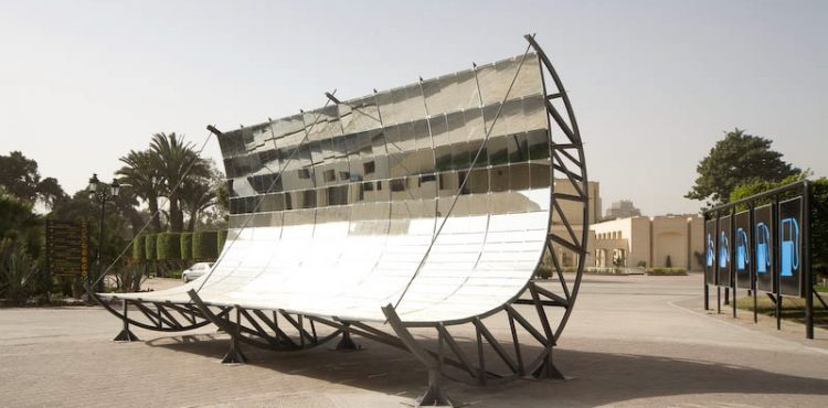 Egypt Report: Solar Power, Renewable Energy Becoming Growth Sector