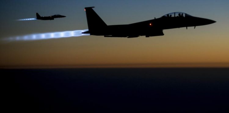 Anti-ISIS Airstrike Leaves Syrian Oil Workers Dead