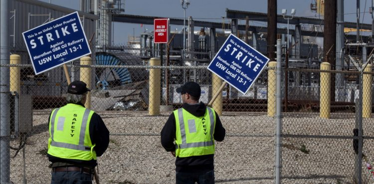 Workers Ranks Divided Over Refinery Settlement Agreement