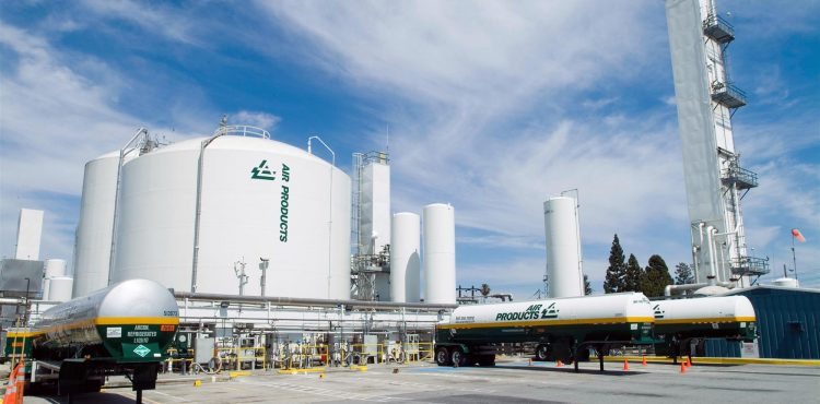 Acwa Holdings-Air Products to Build World's Largest Industrial Gas Complex in Saudi