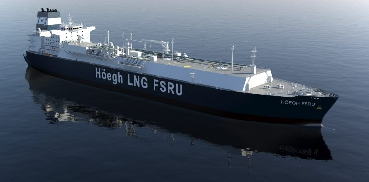 EGAS Launched 3rd Regasification Vessel Tender