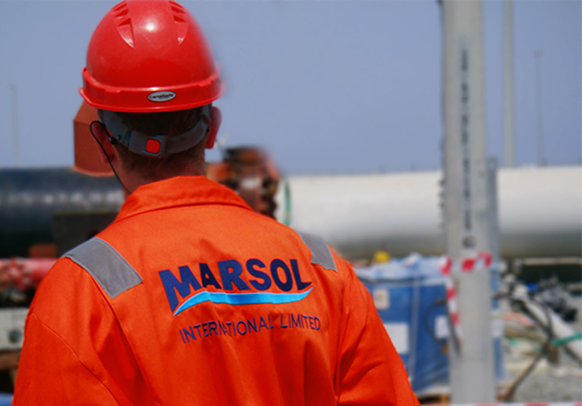 Marsol First UAE Company to Win ISO Certification