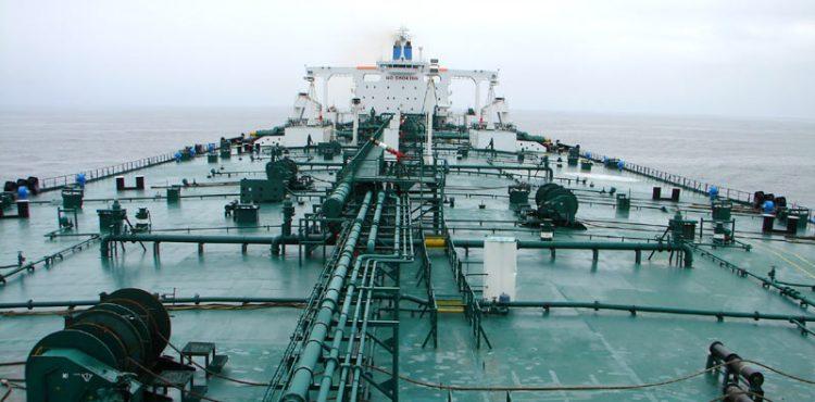 West Africa Grew Crude Exports
