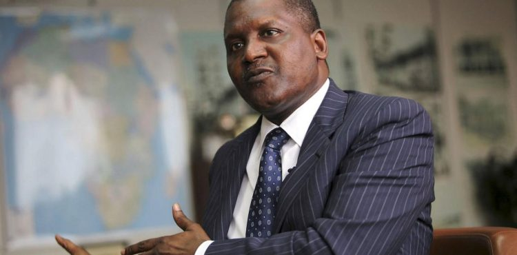 Africa's Richest Man Courts Seeks to Boost Nigerian Gas
