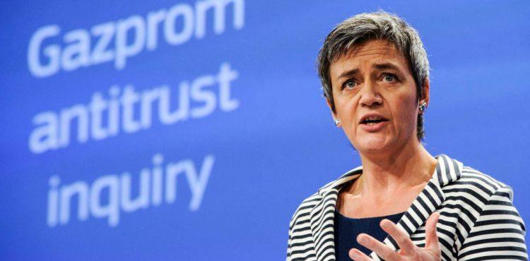 EU Anti-Trust Regulator Takes on Gazprom