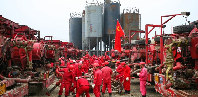 China Hopes for US Style Shale Oil Boom