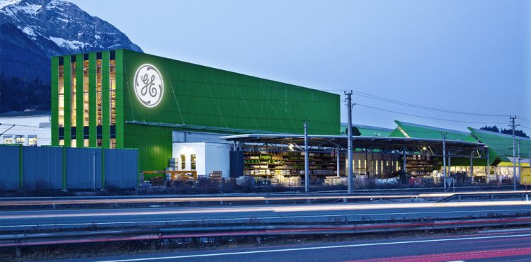 GE Refocuses on Industrial, Plans to Sell Financial Unit