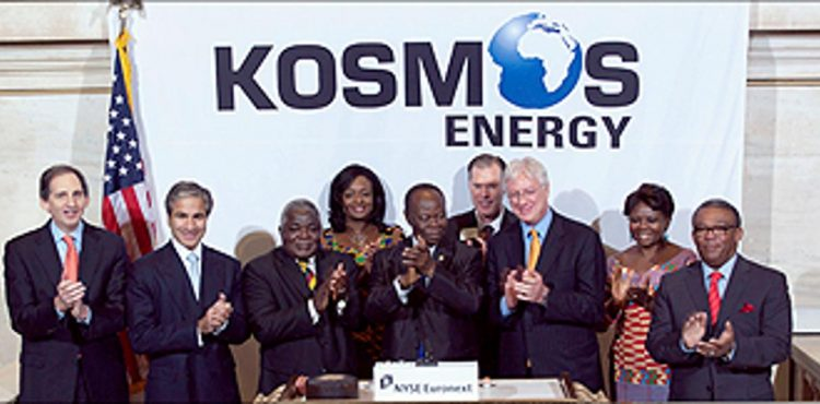 Mauritania: Kosmos Energy Discovers Gas Reservoir