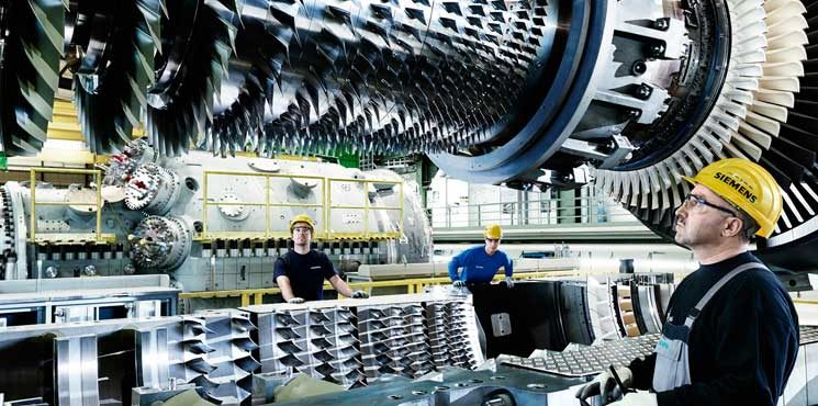 Egypt Speeds Up Siemens' Power Plants Project