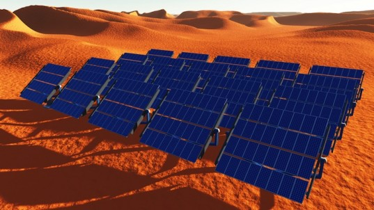 Morocco Seeking Bids for 400MW Solar Plant