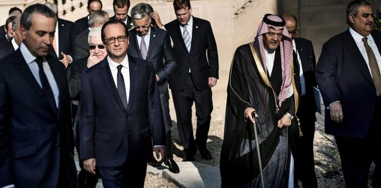Saudi Arabia Wooing France Over Lucrative Energy and Defense Contracts