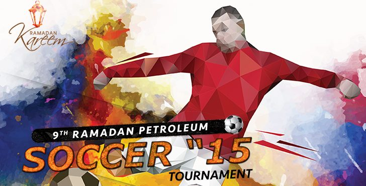 9th Ramadan Petroleum Soccer Tournament