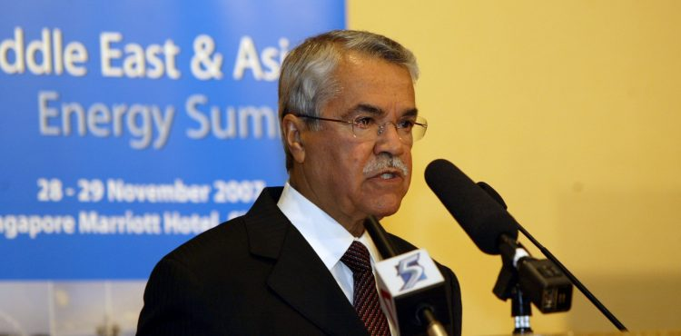 Al-Naimi: Renewables a Must When Fossil Fuels Run Out