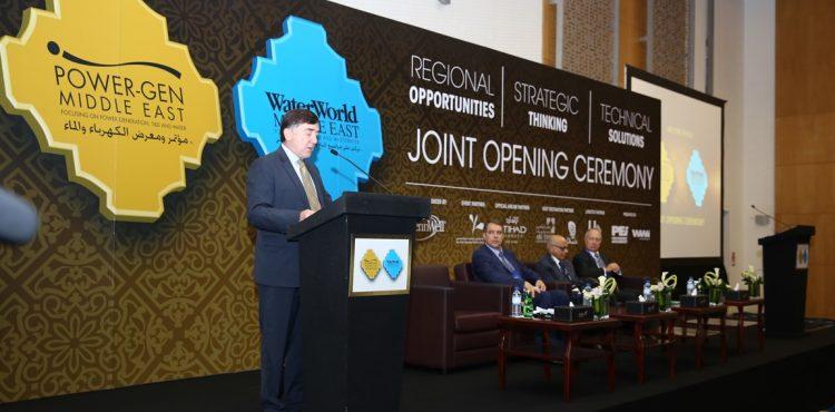 Power-Gen Conference Receives Saudi, Bahrani Backing