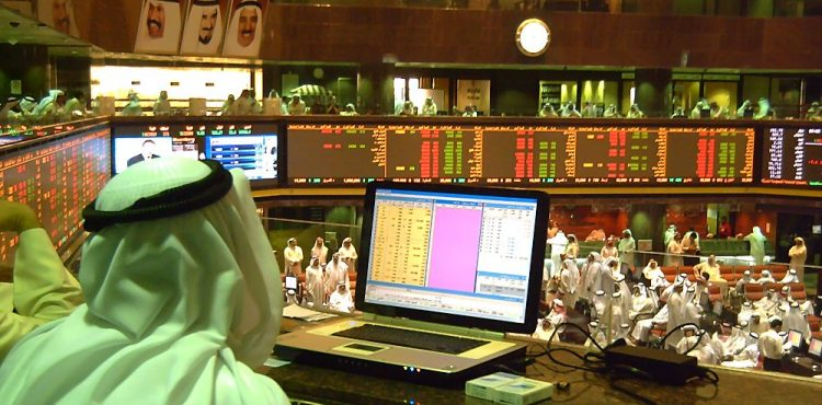 UAE and Other Middle East Stocks Gyrate With Oil Prices