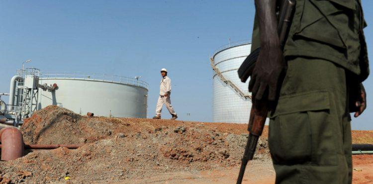 S. Sudan to Produce 350,000b/d of Oil