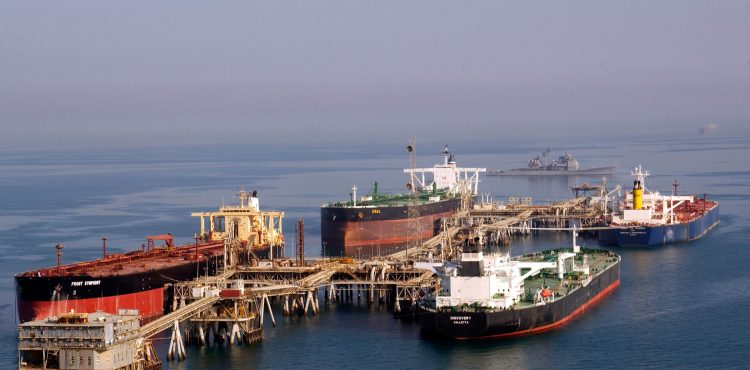 Iran Increases Oil Exports to the West