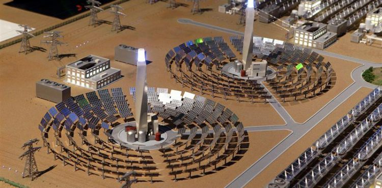 Solar Power Economics Reach Tipping Point in UAE
