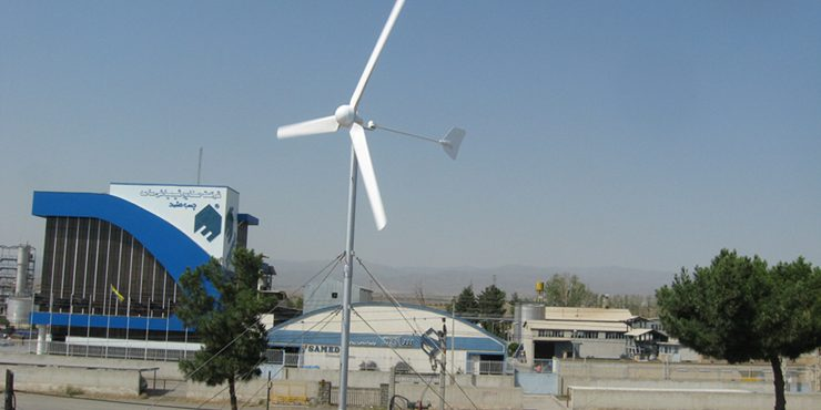 Iran Makes Strong Push into Renewables with Wind Farm Projects