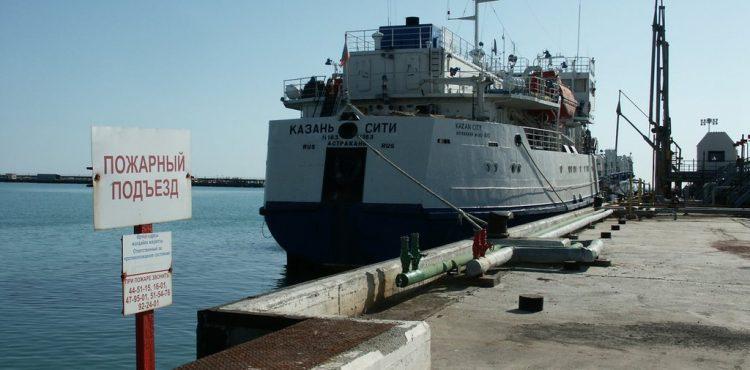 Iran Building Terminal for 14,000-Ton Oil Tankers in Caspian Sea