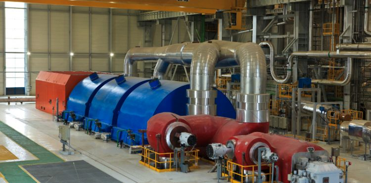 Egypt Signs Turbine Deal with Japanese Firm