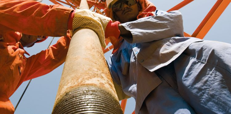 Oman Drill Exploration Wells in Geologically Risky Areas