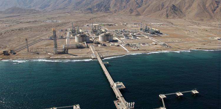 Iran-Oman Gas Linkup Entering Feasibility Stage