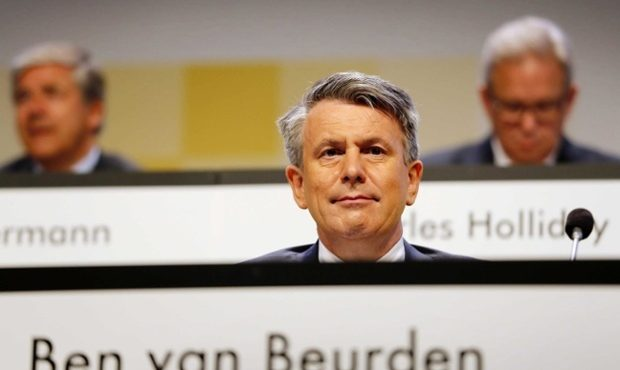 Shell CEO Proclaims Iran a Wonderful Country with Fantastic Resources