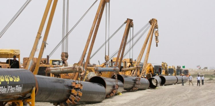 Iran's Planned 4 Mcm/d Gas Exports to Iraq Postponed
