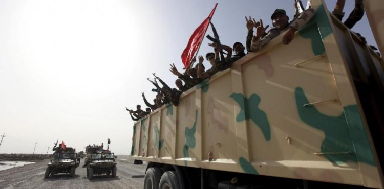 Iraq Announces Formation of Special Army to Protect Oilfields from ISIS