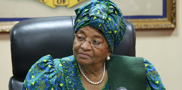 Liberia President Vows Reform of State Oil Company
