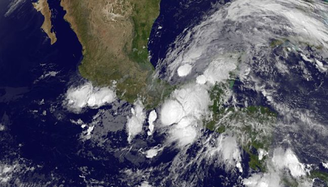 Oil Prices Increase as Tropical Storm Approaches Texas