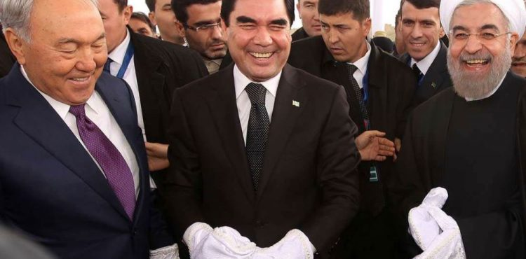 Iran Hopes to Exchange Equipment, Services for Turkmenistan Gas