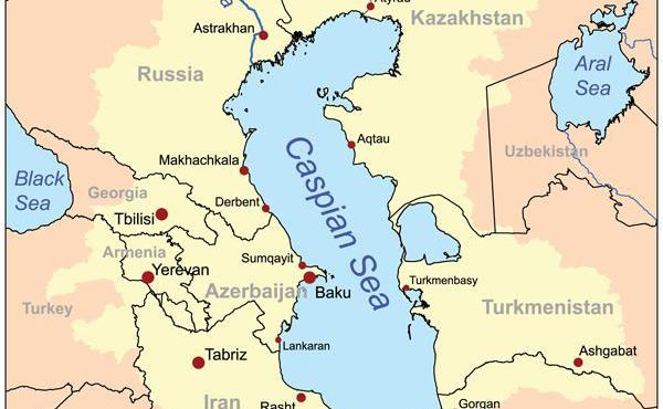 Tankers Become Top Option for Moving Caspian Sea Oil