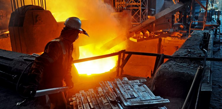 Egypt Reduces Natural Gas Prices to Steel, Iron Factories
